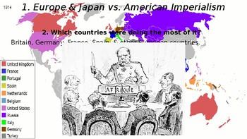 Imperialism, Part I: Hawaii, Spanish-American War, Boxer Rebellion 1867-1917