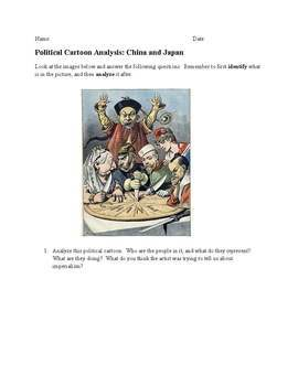 Imperialism: Political Cartoon Analysis