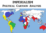 Imperialism Political Cartoon Analysis - Google Doc