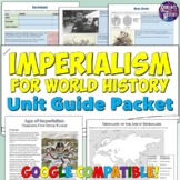 Imperialism Study Guide and Unit Packet