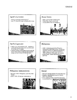 Imperialism Teaching Resources Including Assessments, Project and Handouts