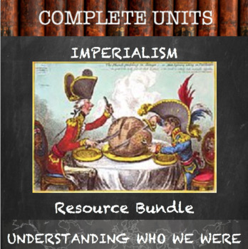 Imperialism Unit Resource Pack