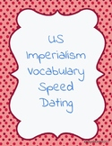 Imperialism Vocabulary Speed Dating