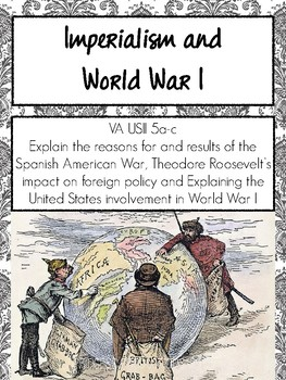 Imperialism and World War I