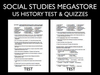 Imperialism and World War I US History Test and Quizzes