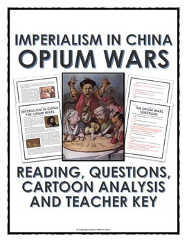 opium wars in china essay The anglo-chinese opium wars were two conflicts in which the british and french (in the second war) fought against the chinese in support of the sale of opread.