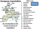 19th Century Imperialism LESSON BUNDLE: An introduction