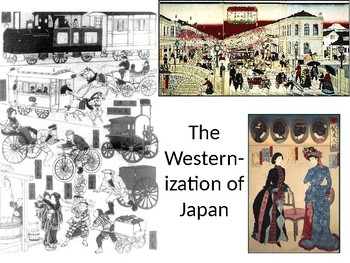 Imperialism in the 19th Century:The Meiji Restoration & the Empire of Japan
