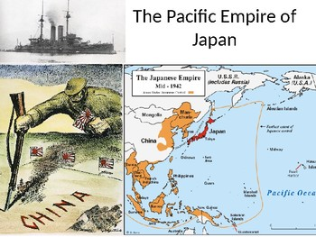 The Meiji Restoration & the 20th century Empire of Japan LESSON BUNDLE