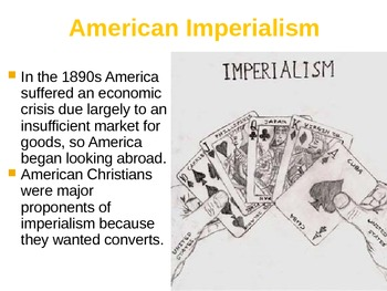 Imperialism in the United States