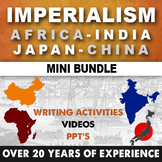Imperialism Africa India China and Japan Reading Writing A