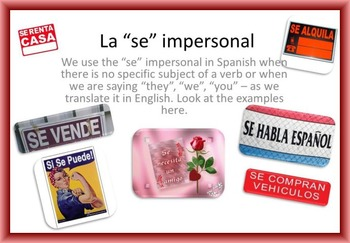 Impersonal SE banner