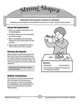 Implement and Evaluate a Solution to a Problem: Science & Technology