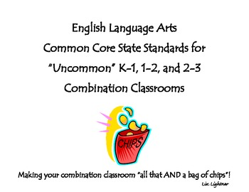 Implementing Common Core Standards in an Uncommon or Combination Class
