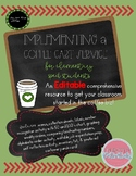 Implementing a Coffee Cart Service for Elementary Sped Students