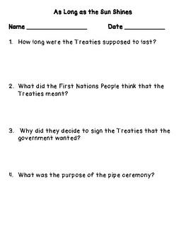 Implications of the Treaty Relationship in Saskatchewan - Grade 4 Social Studies