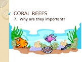 Importance of Coral - (Lesson 7 of 10 Coral Reef Unit)