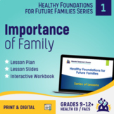 HF01 - Importance of Family - Distance Learning - Slides a