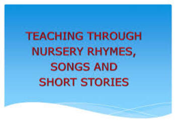 Importance of Stories, Songs, Poems and Rhymes to Young Children