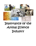 Importance of the Animal Science Industry