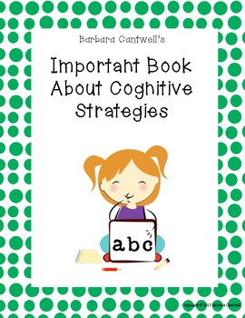 Important Book About Cognitive Strategies