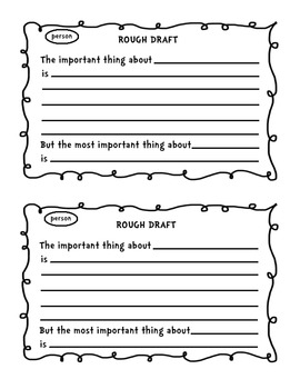 Important Book Writing Template/Book