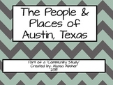 Important Community Members -- Austin, Texas