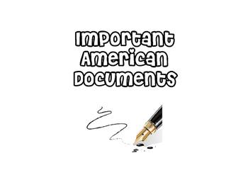 Important Documents Folder Game