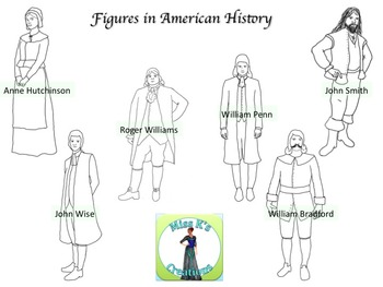 Important Figures in American History