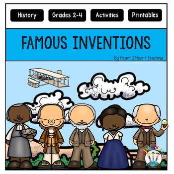 Inventions That Changed Our World - Famous People & Real K