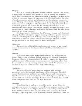 Important / Key Terms for Unit on Romanticism, Mysticism, Gnosticism