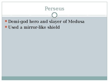 Important Mythological Characters Power Point