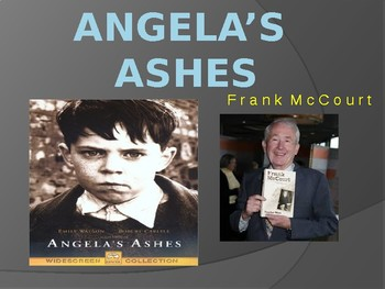 "Important Notes from ""Angela's  Ashes"" by  Frank Mccourt"
