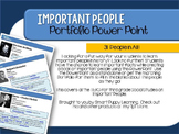 Important People PowerPoint