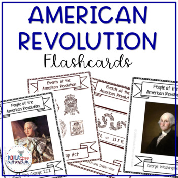 People and Events of the American Revolution