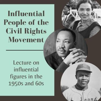 Important People from the Civil Rights Era