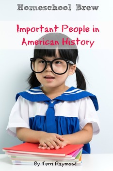 Important People in American History (Kindergarten Grade Social Science Lesson)
