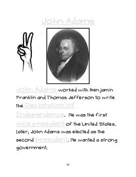 Important People in US History