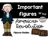 Important People of the American Revolution Flip-book Set 1
