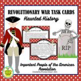 Revolutionary War Important People - Haunted History