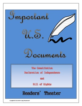 Important U.S. Documents - Readers' Theaters