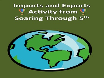 Imports and Exports Exit Slip