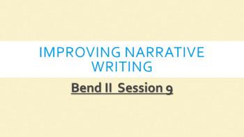 Imporving Narrative Writing- Based on Lucy Calkins Narrative BUNDLE