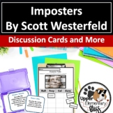 Impostors by Scott Westerfeld Novel Study with Discussion Cards