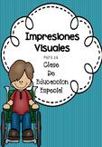 Impresiones Visuales para la Clase de Educacion Especial