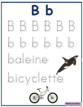 Impression en français