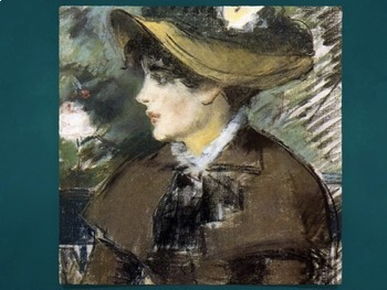 Impression Art History ~ 305 Slides ~ Flash Card Review or