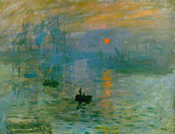 Impressionism  - Text and Exercise Sheets