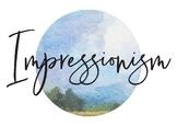 Impressionism Word Wall