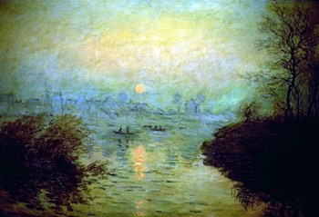 Impressionism in Heart of Darkness